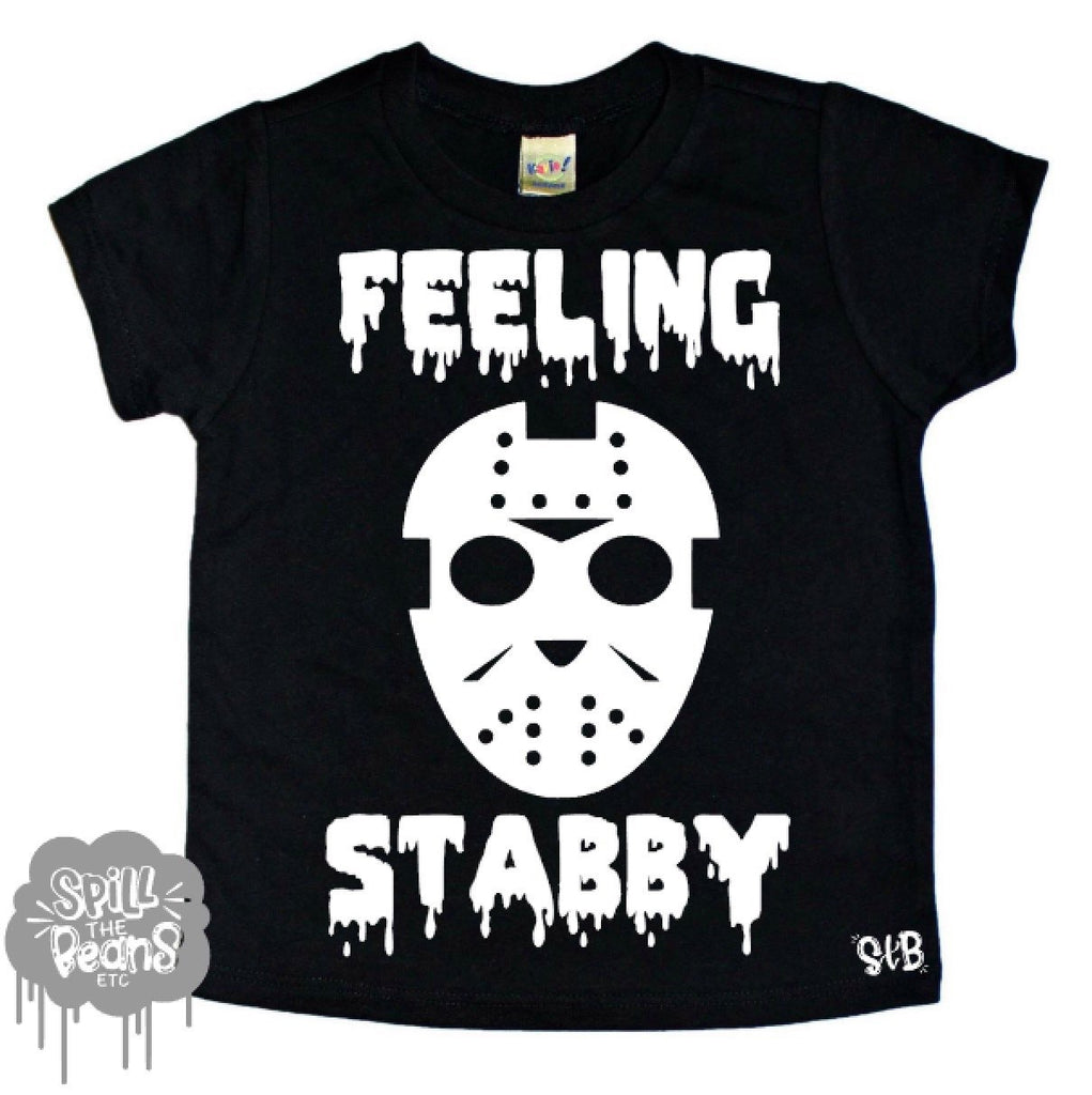 Feeling Stabby Halloween Shirt