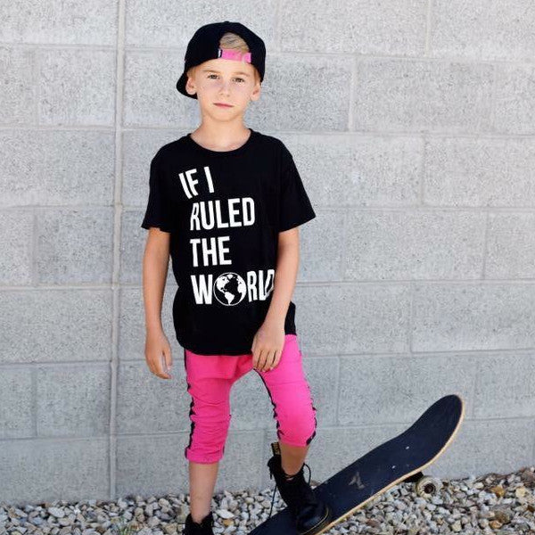 If I Ruled the World Kids Tee