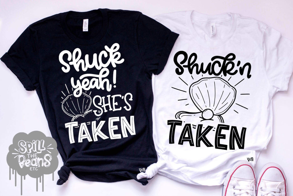 0a9b4eb11 Shuck Yeah Bachelorette Party Tees or Tanks – spillthebeansetc.com