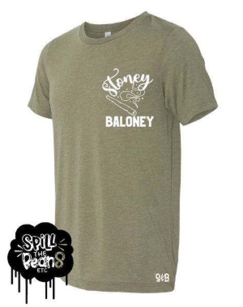 Stoney Baloney Adult Tee Or Tank