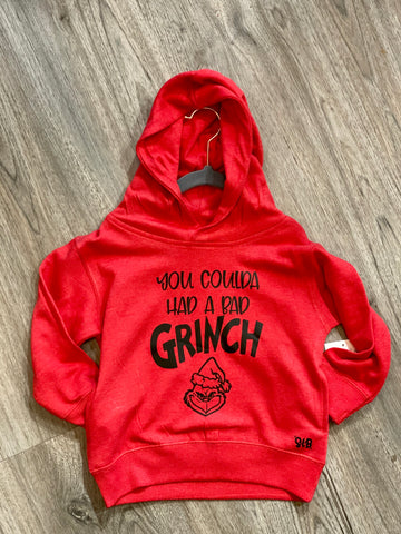 You Could Had a Bad Grinch Lizzo Hoodie