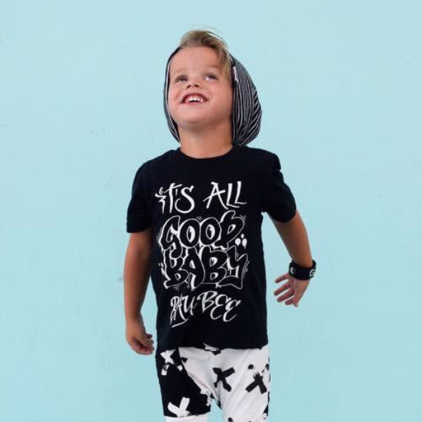 It's All Good Baby Baby -- Biggie Smalls Tee for Kids