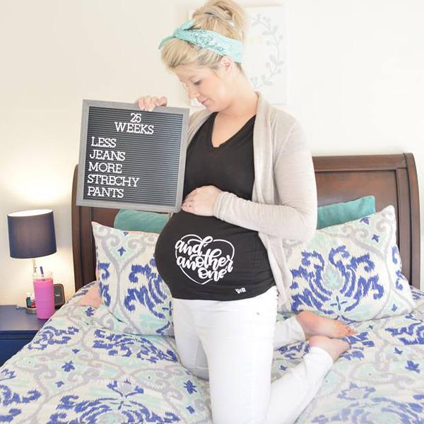 And Another One Pregnancy Announcement Preggo Tee