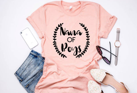 Nana Of Boys Prism Color T-Shirt