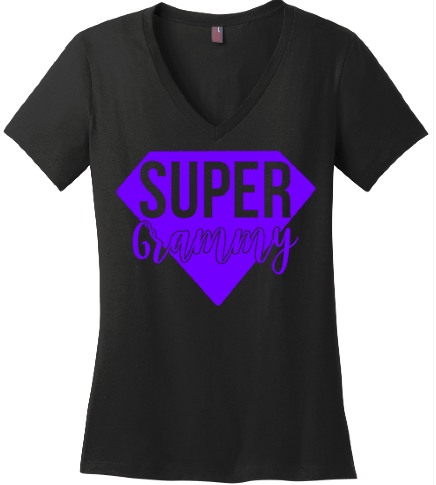 Super Grammy Tee or Tank