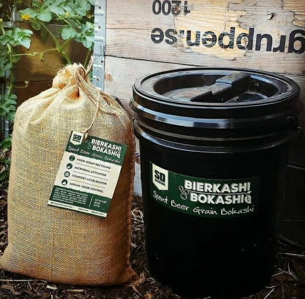 Bokashi Composting Complete Package