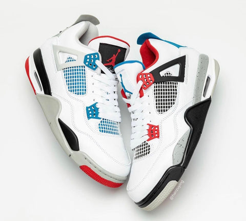 "AIR JORDAN 4 RETRO ""WHAT IF"""