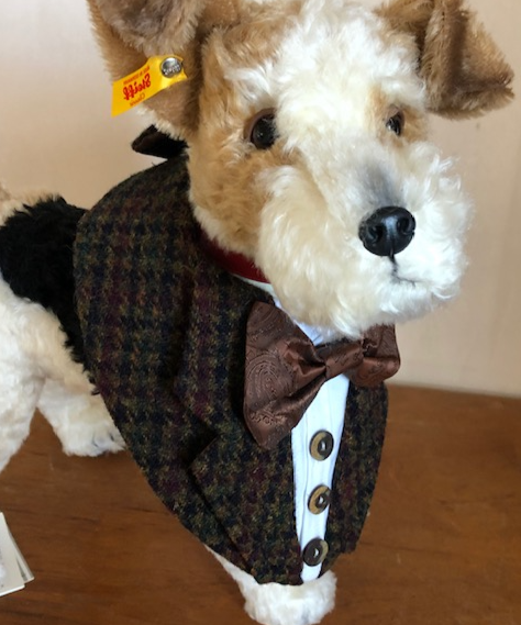 Harris Tweed Peaky Blinders Dicky Bow suit Bandana