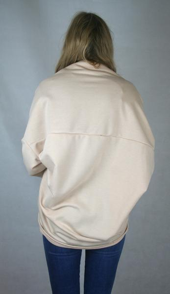 nude cocoon jacket fashion