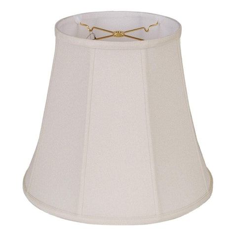 lamp shade 10 x 16 x 14'' / Supreme Satin / Off White Deep Empire Lamp Shade