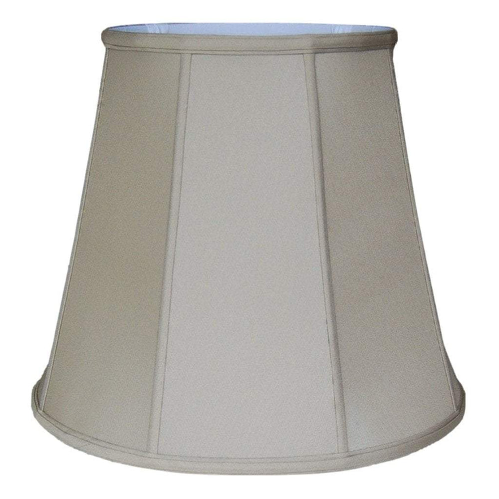 lamp shade 5 x 9.5 x 11'' / Anna Rayon / Coffee Deep Empire Lamp Shade