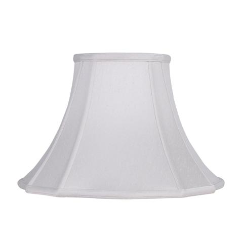 EE lamp shade Out Scallop Bell Lamp Shade