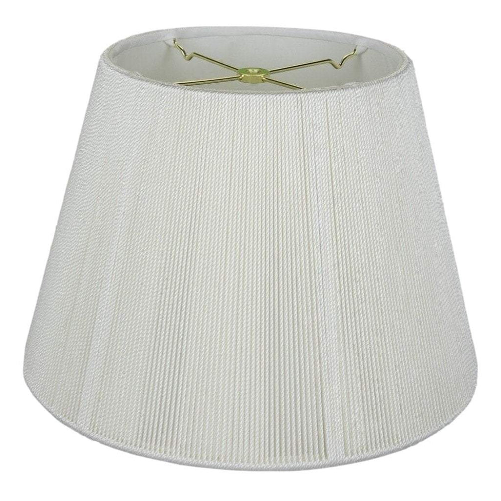 lamp shade 8 x 12 x 9.5'' / Cord String / Off White Cord String Empire Lamp Shade