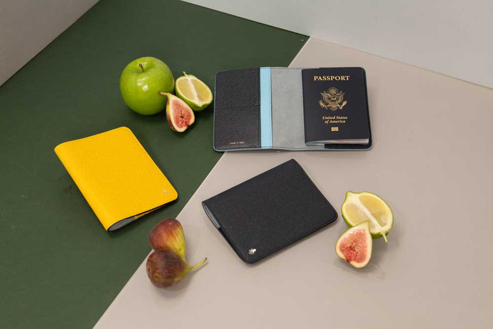 The SENREVE Guide on How To Use a Passport Holder