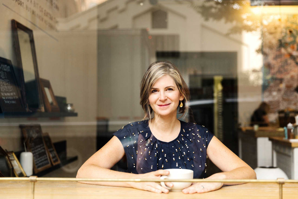 Female Founder Series Featuring Anna Rabinowicz, Founder of ANNA New York
