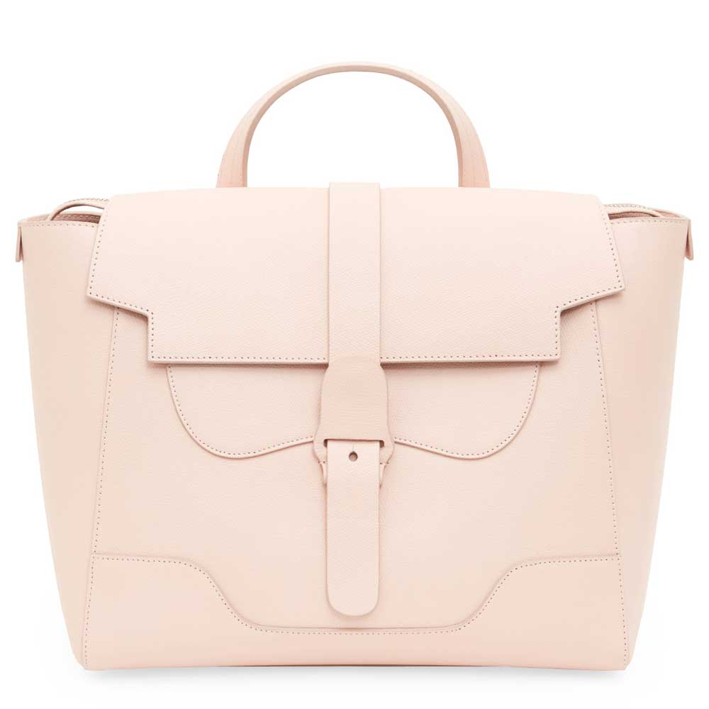 Maestra Bag in Pebbled Blush