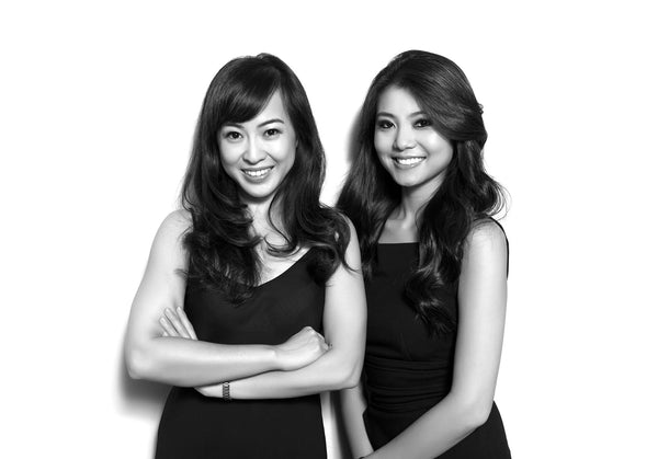 Founders of Senreve: Coral Chung and Wendy Wen