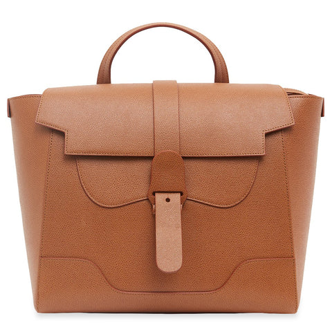 Maestra Bag in Pebbled Chestnut