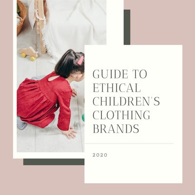 Ethical Children's Clothing Brands