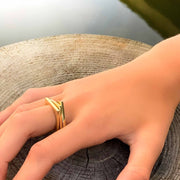 Stack Up Rings-The Ethical Olive
