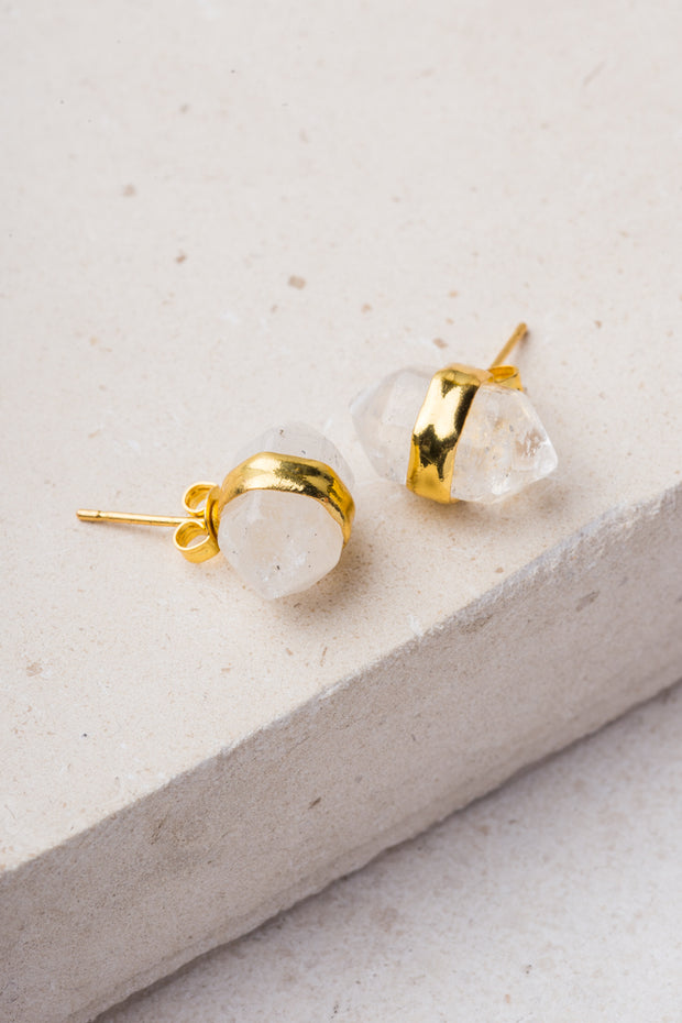 Nellie Earrings-The Ethical Olive