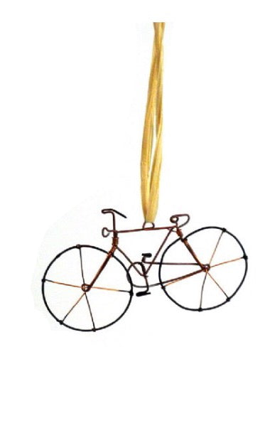 Handmade Bicycle Ornament-The Ethical Olive