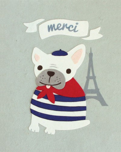 Merci Card-The Ethical Olive
