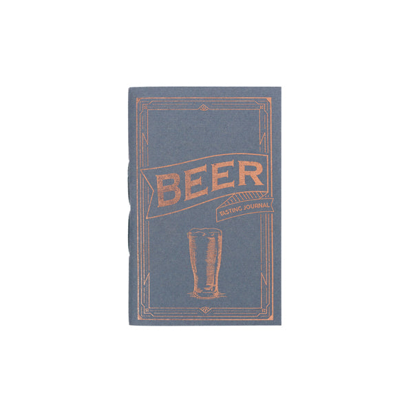 Beer Tasting Journal - The Ethical Olive
