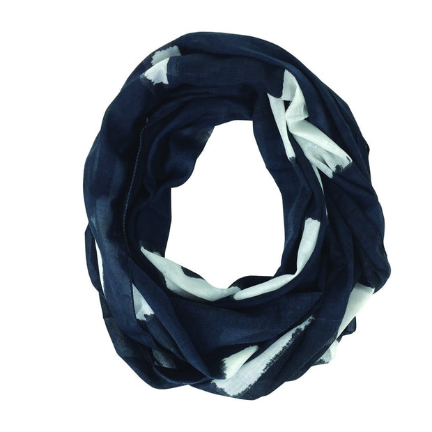 Abstract Infinity Scarf-The Ethical Olive