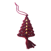 Macrame Tree Ornament