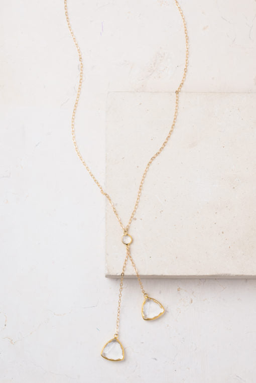 Annette Necklace-The Ethical Olive