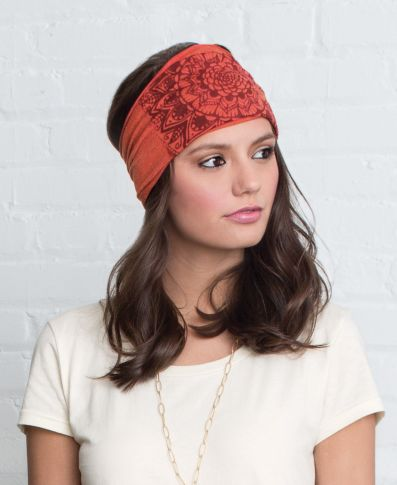 Mandala Headband-The Ethical Olive