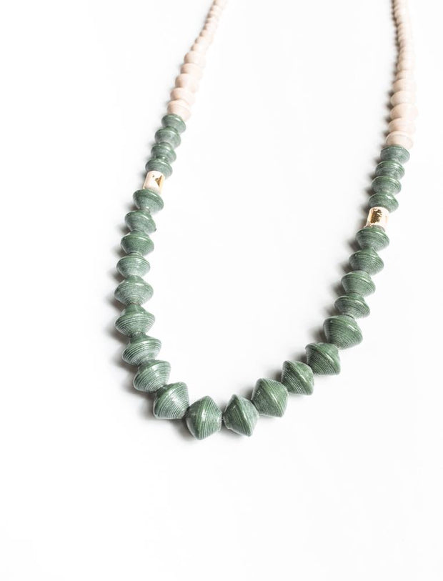 Sien Single Strand Necklace