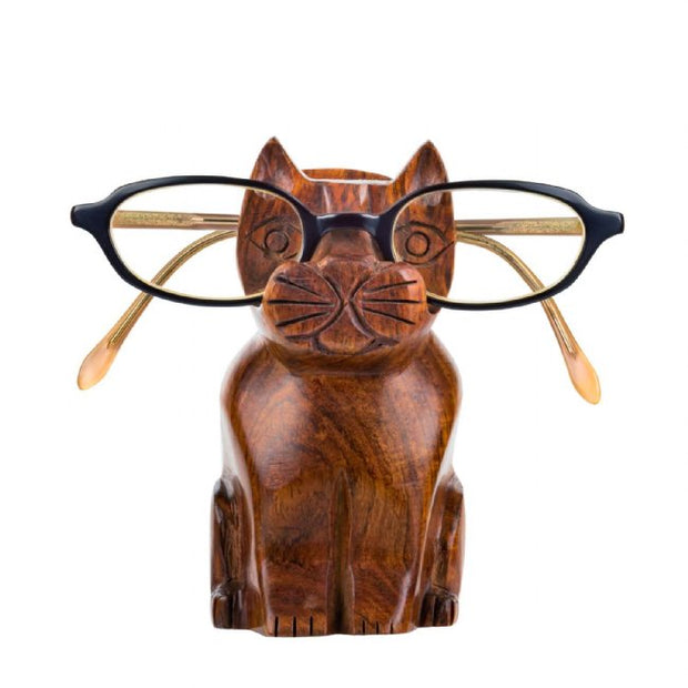 Cat Eyeglass Holder-The Ethical Olive