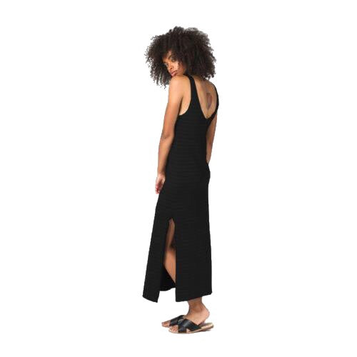 Organic Black Dress-The Ethical Olive