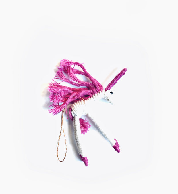 Unicorn Doodad Ornament-The Ethical Olive