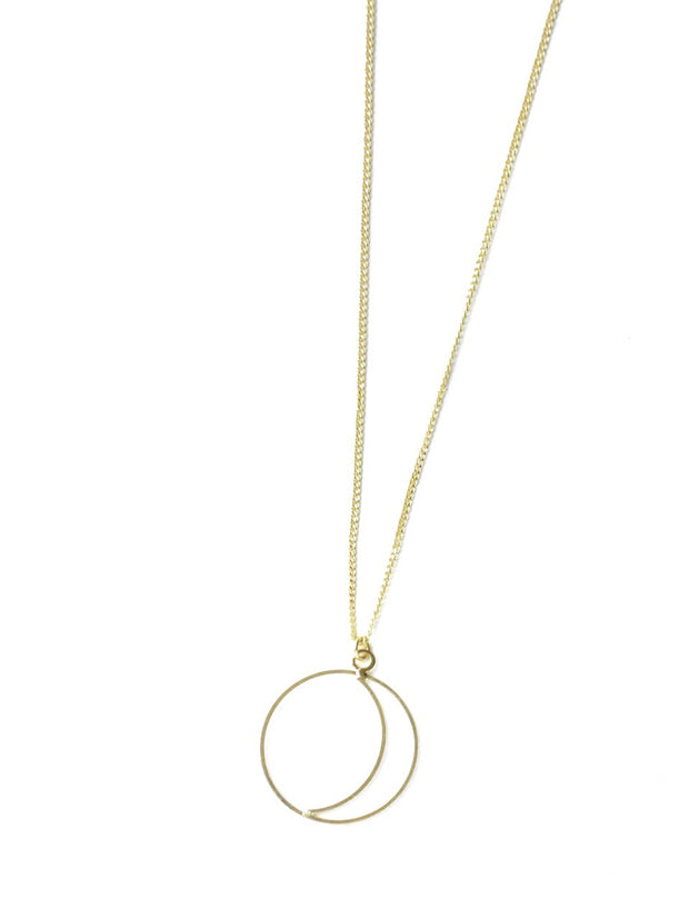 Simple Night Necklace-The Ethical Olive