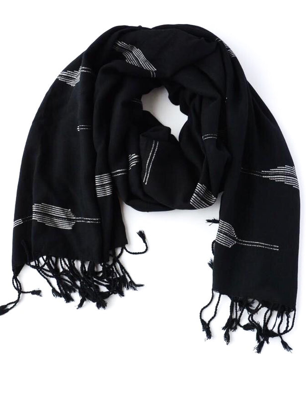 Farah Scarf-The Ethical Olive