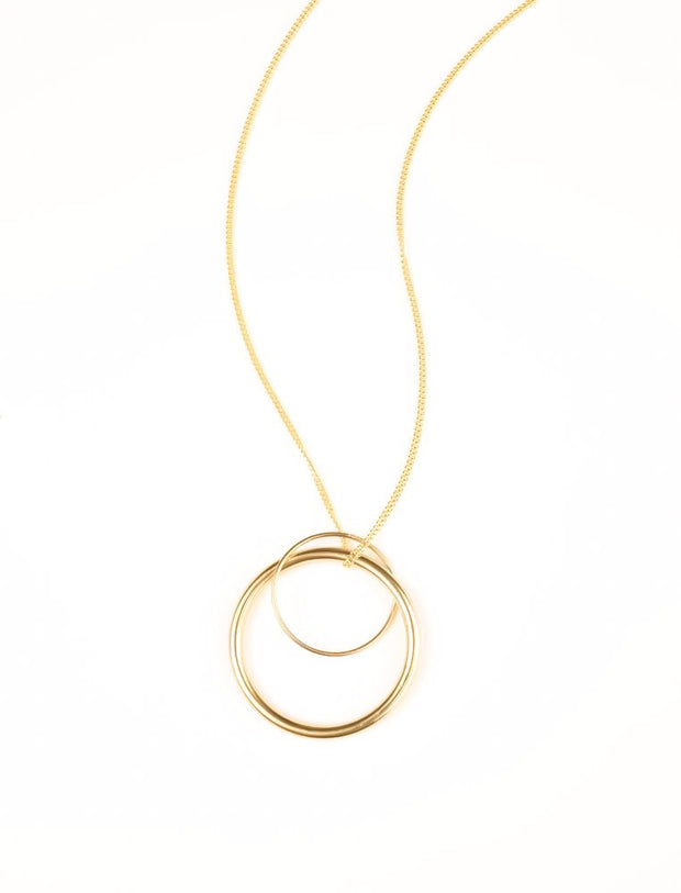 Eclipse Necklace-The Ethical Olive