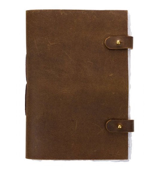 Avni Leather Journal-The Ethical Olive