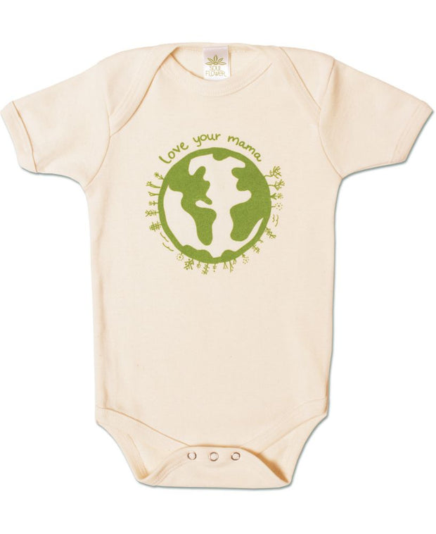 Love Your Mama Onesie-The Ethical Olive