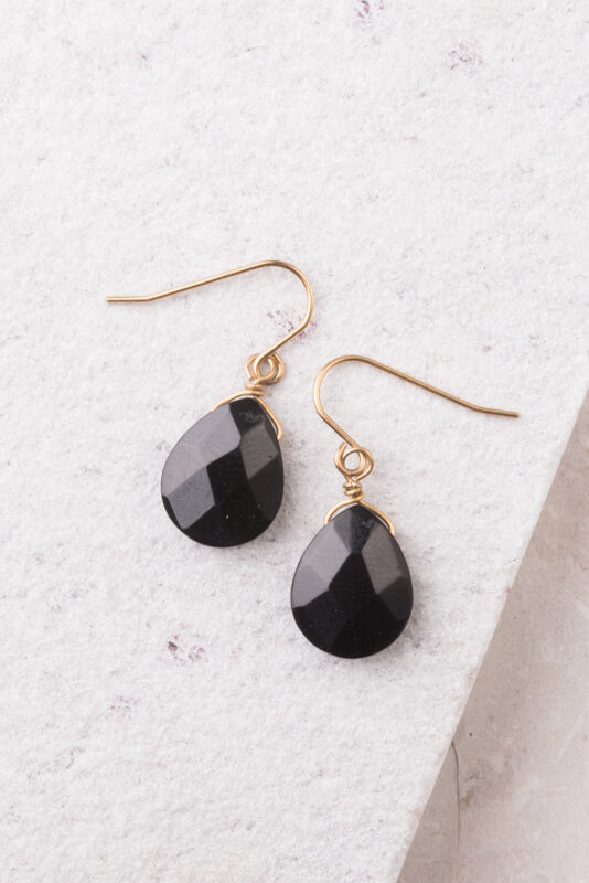 Vivian Earrings-The Ethical Olive