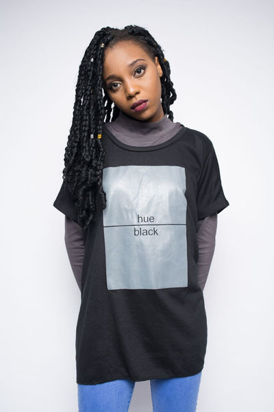 Black Hue Boyfriend T-Shirt