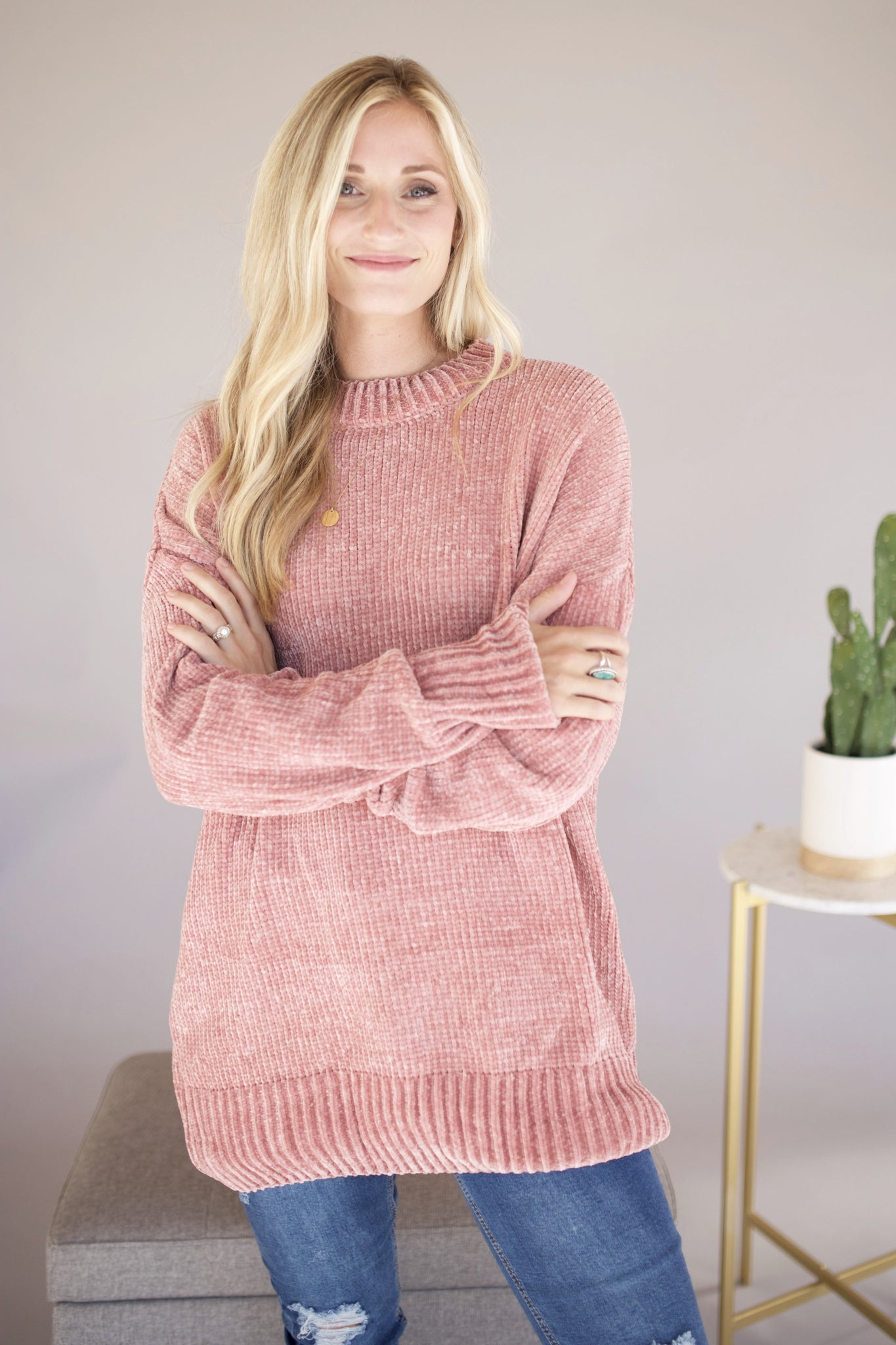 Extra Soft Sweater