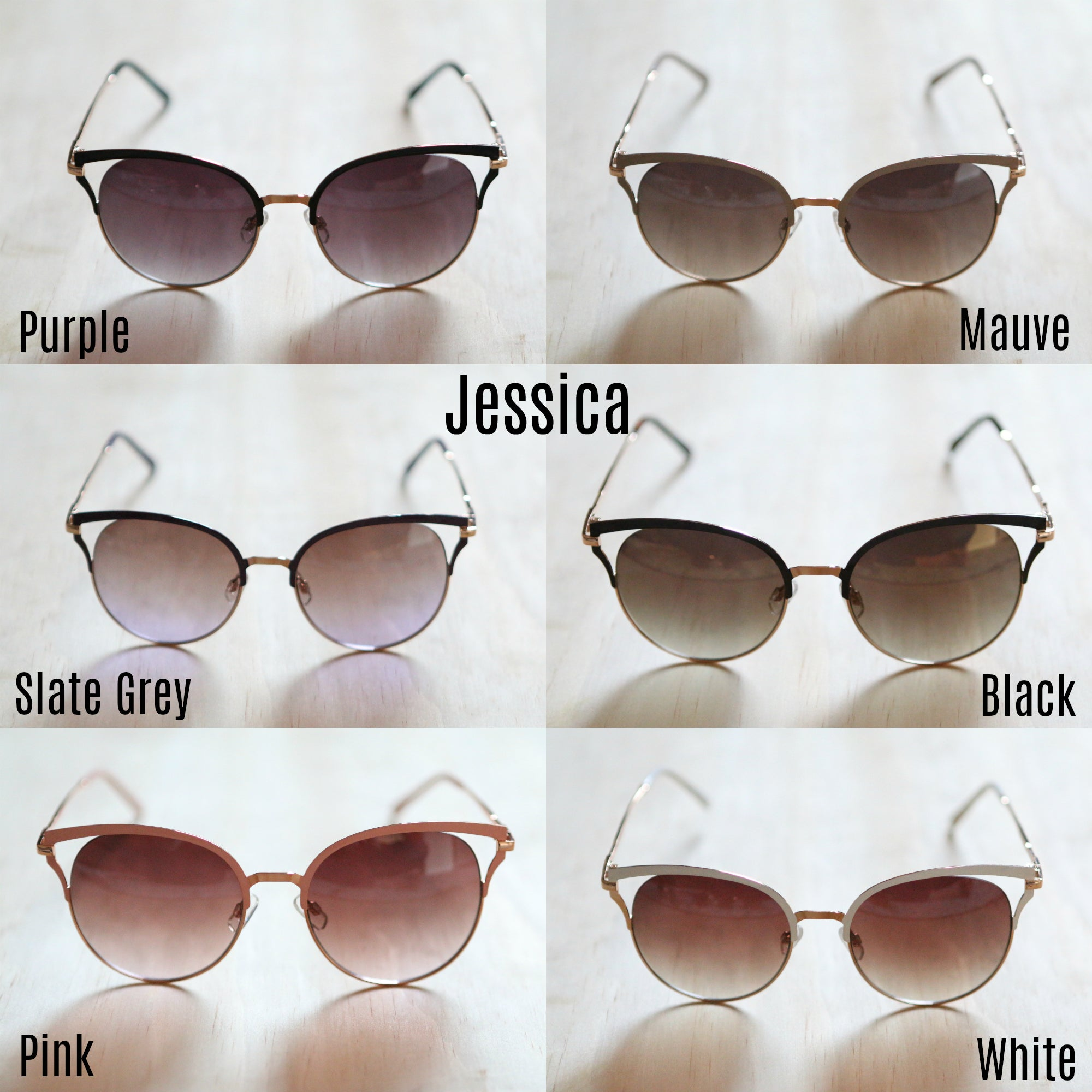 Jessica Sunglasses