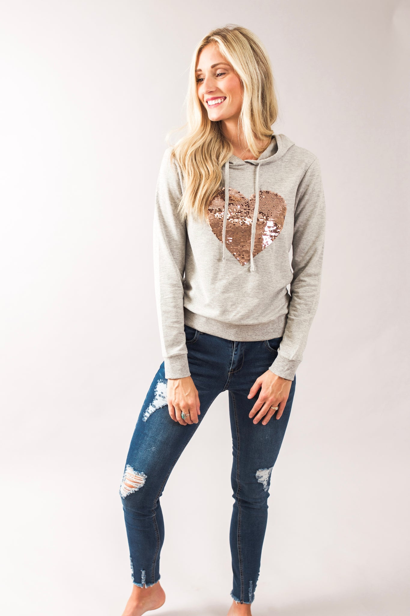 """Heart"" Sweater (3 Colors)"