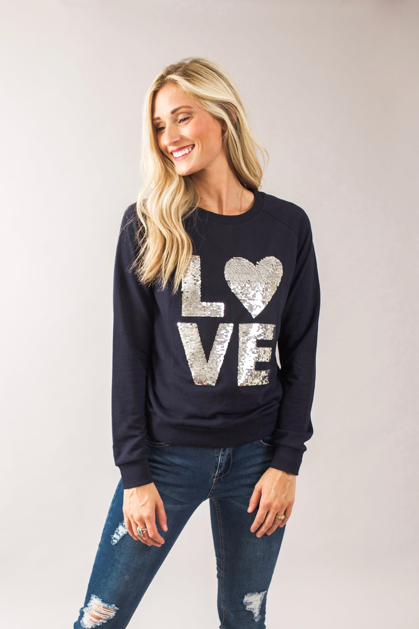 """Love"" Sweater (3 Colors)"