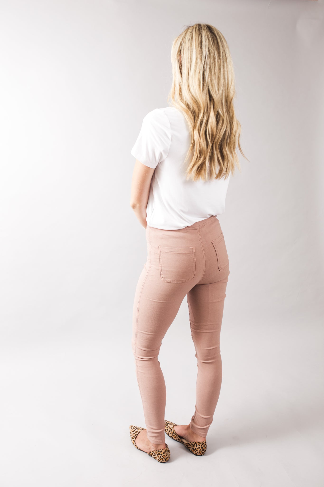 Stretchy Pants (4 Colors)