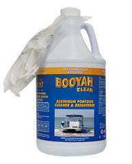 NEW PRODUCT ALUMINUM PONTOON CLEANER & BRIGHTENER