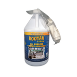 BOOYAH CLEAN All Purpose Cleaner Degreaser NET 128 U.S. fl. oz., 1 U.S. gallon